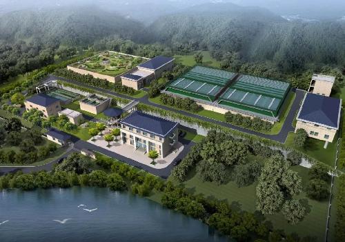 """15万吨/日设备化水厂开工 联池水务在""""浙""""里匠心铸造"""